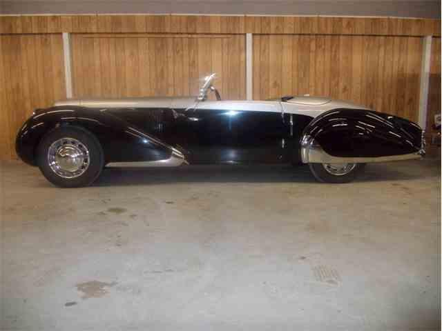 Picture of '37 Model 402 Pourtout Cabriolet - MT7M