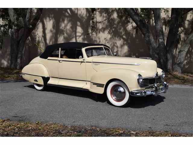 Picture of '46 Deluxe Convertible located in FLORIDA Auction Vehicle Offered by Premier Auction Group - MT7T