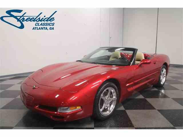 Picture of '02 Corvette - MT8G