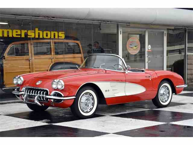 Picture of '59 Corvette - MT99
