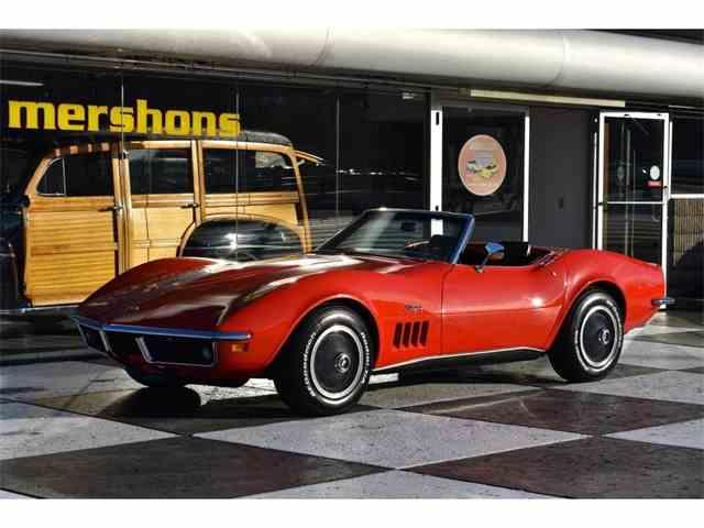 Picture of '69 Corvette - MT9I