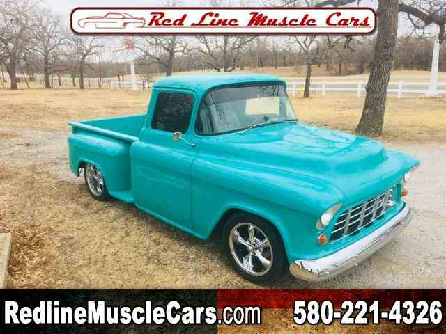 Picture of '55 1/2 Ton Pickup - MT9Q