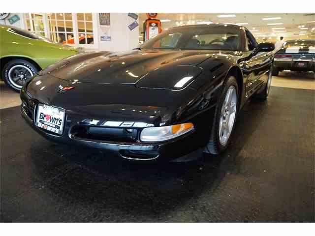 Picture of '99 Corvette - MT9X
