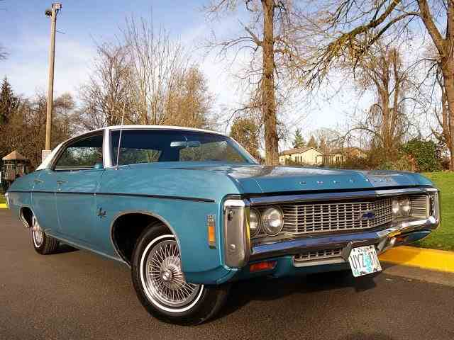 Picture of Classic 1969 Chevrolet Impala - $12,900.00 Offered by Summers Classic Car Company - MTA4