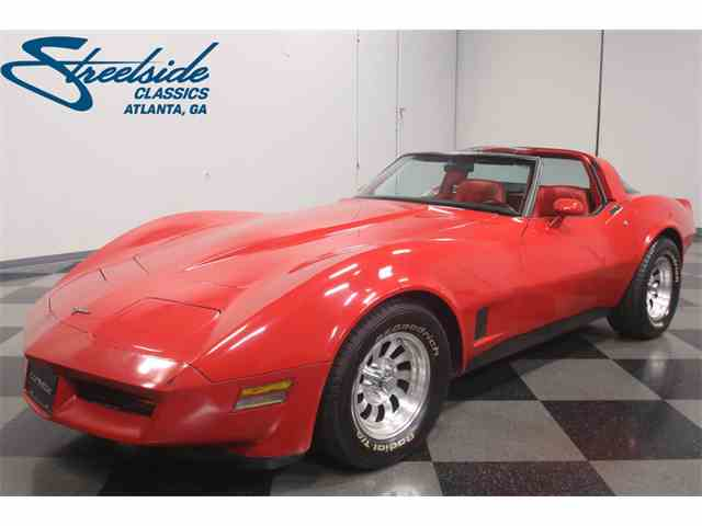 Picture of '81 Corvette - MTA9