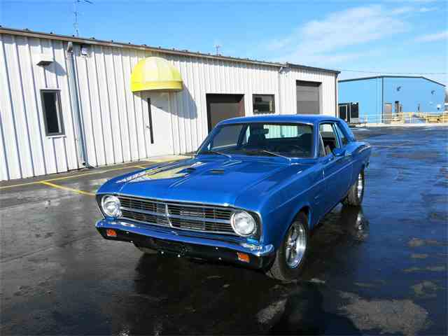 Picture of Classic 1967 Ford Falcon located in Manitowoc Wisconsin - $23,500.00 Offered by Diversion Motors - MTAL