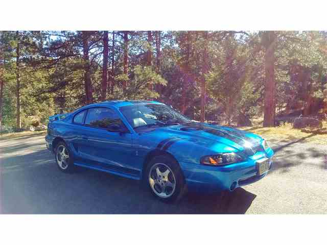 Picture of 1996 Mustang Cobra located in Bailey COLORADO - MTB2