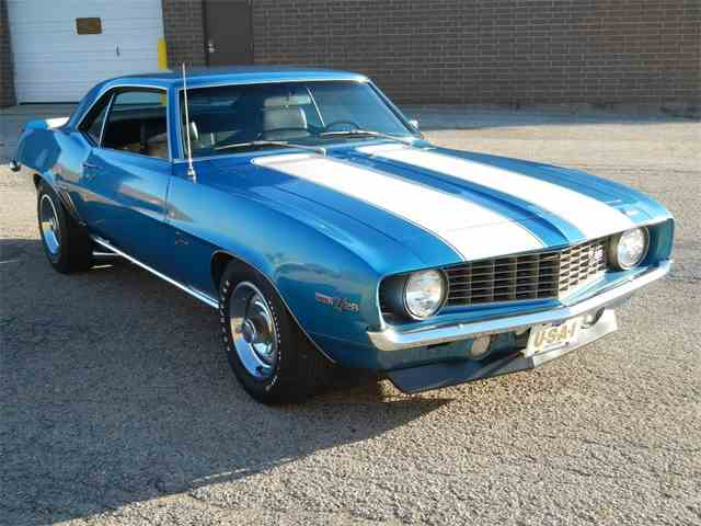 Picture of Classic 1969 Chevrolet Camaro Z28 located in ILLINOIS Offered by Nickey - MTBS