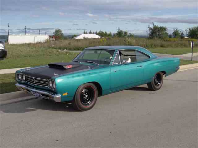 Picture of '69 Road Runner - MTBX