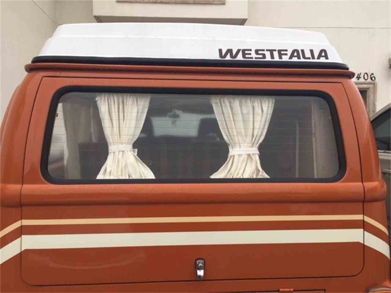 Large Picture of '73 Westfalia Camper - MTC1