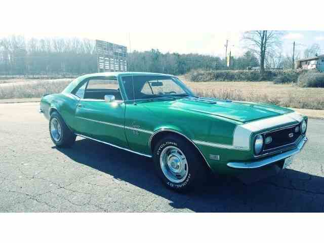 Picture of 1968 Camaro located in NORTH CAROLINA Auction Vehicle - MTCZ