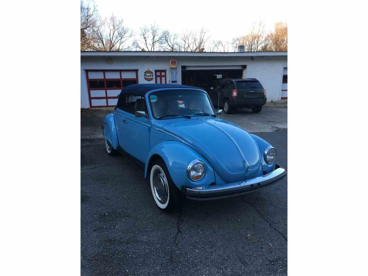 Large Picture of '74 Beetle - MTD4