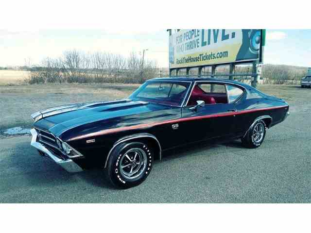 Picture of '69 Chevelle - MTD5