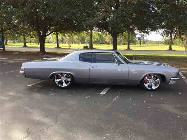 Picture of '66 Chevrolet Caprice located in Greensboro NORTH CAROLINA Offered by GAA Classic Cars Auctions - MPXP