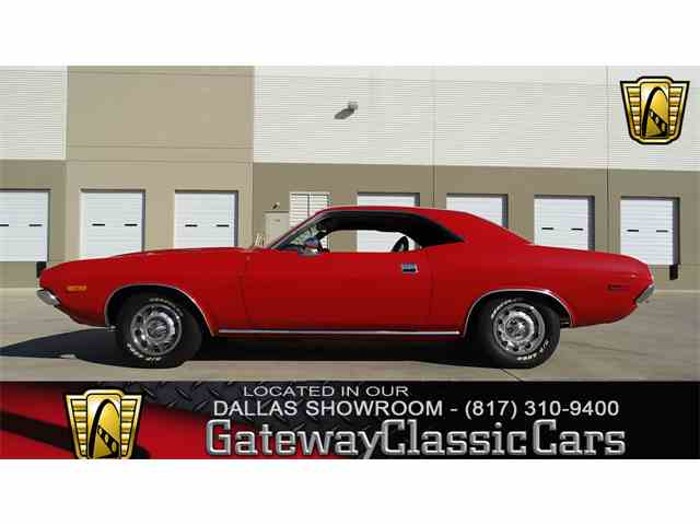 Picture of '72 Dodge Challenger - $29,995.00 Offered by Gateway Classic Cars - Dallas - MTDX