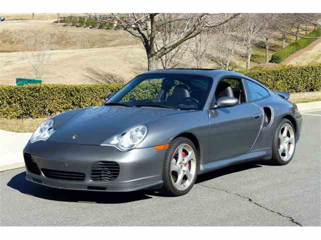 Picture of '02 911 Turbo - MTE9