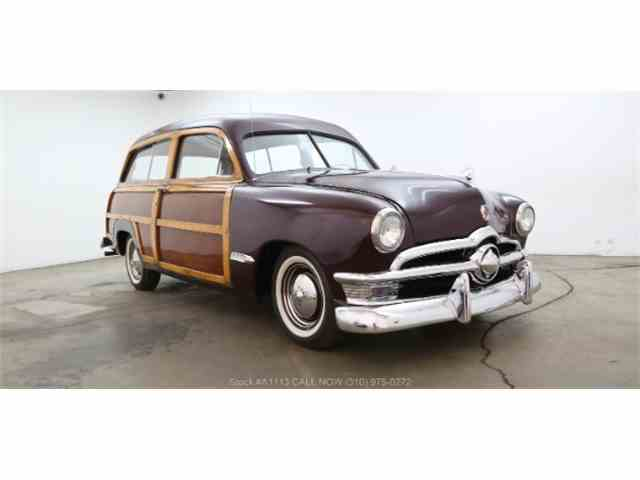 Picture of Classic '50 Ford Woody Wagon located in California - $52,500.00 Offered by Beverly Hills Car Club - MTES