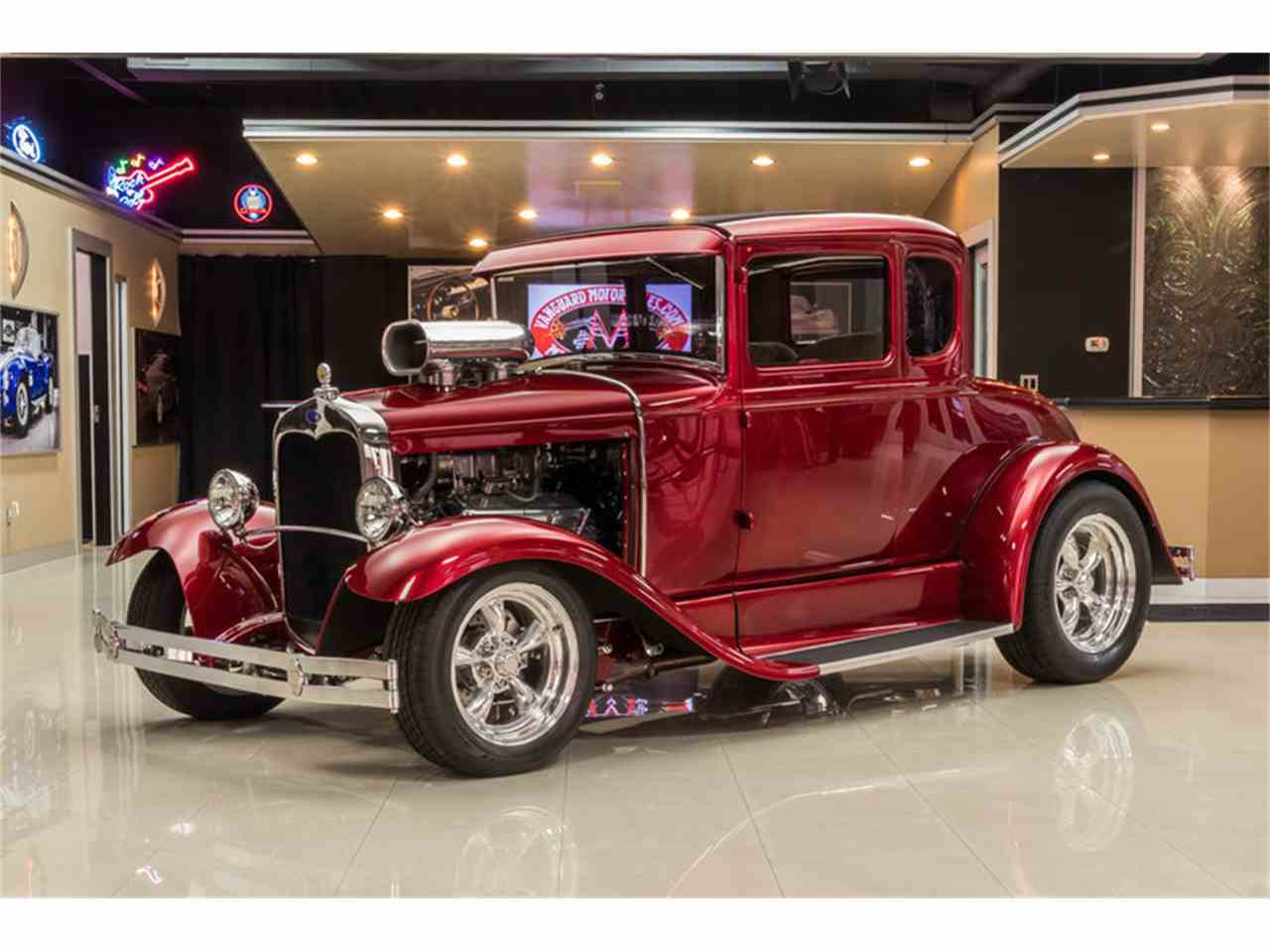 1930 Ford Model A Coupe Street Rod for Sale | ClassicCars.com | CC ...
