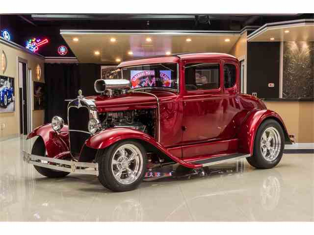 Picture of '30 Model A Coupe Street Rod - MTFE