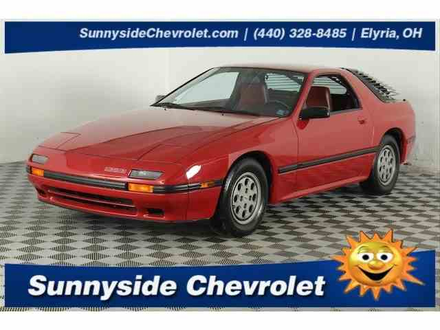Picture of '86 RX-7 Offered by Sunnyside Chevrolet - MTG7