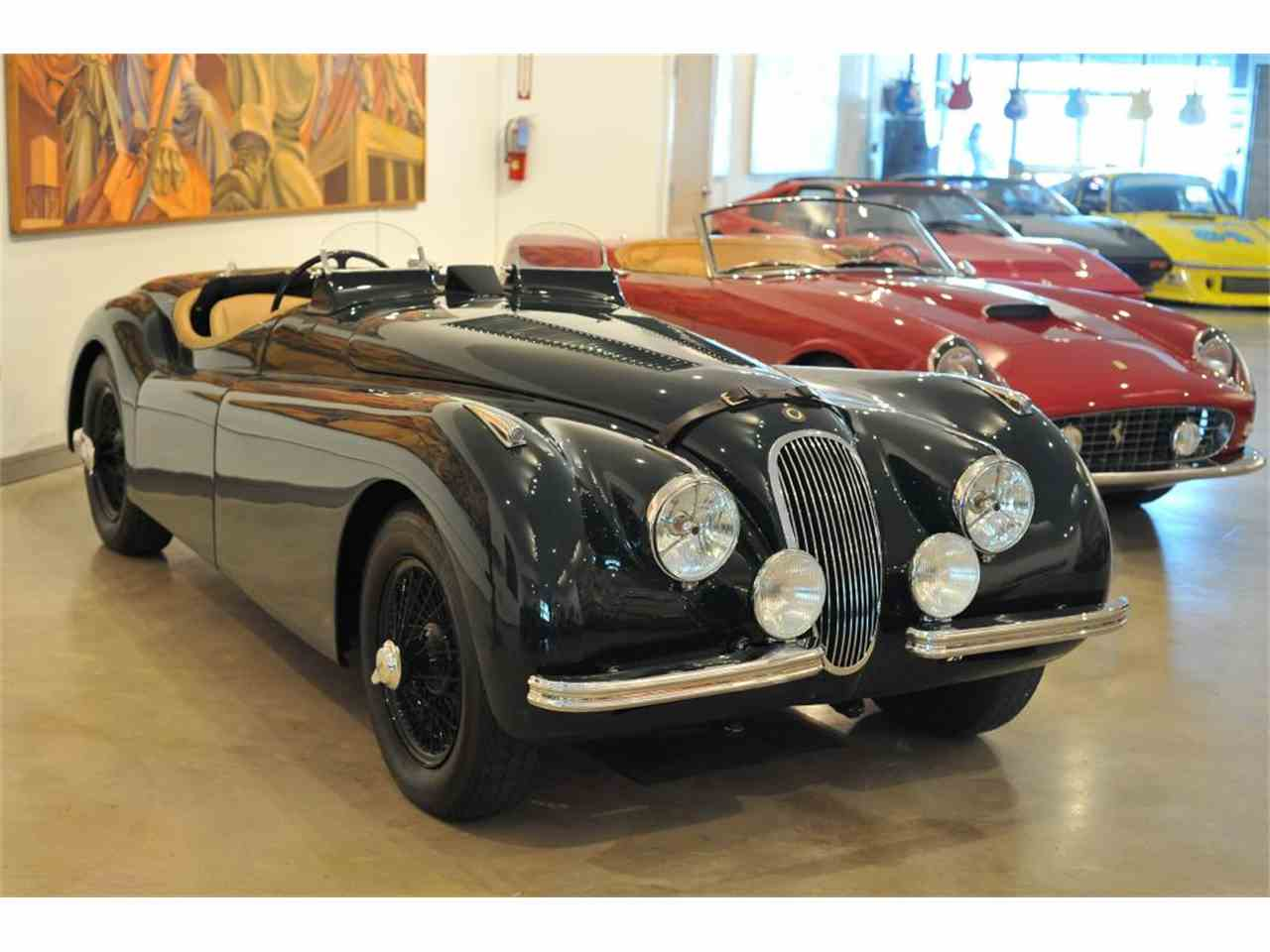 1949 Jaguar XK120 for Sale   ClassicCars.com   CC-1064604