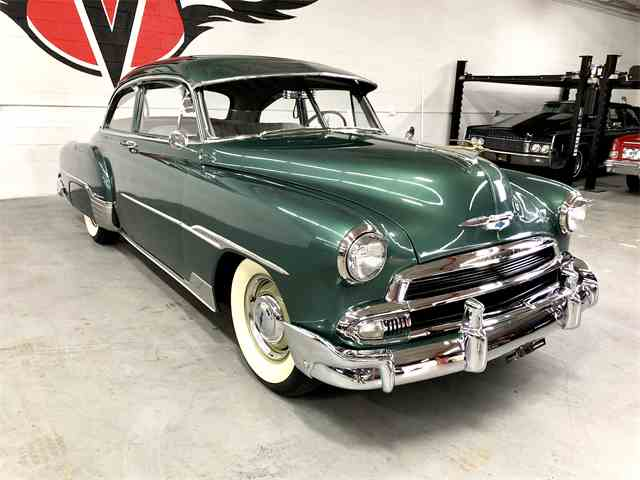 Picture of Classic 1951 Chevrolet Deluxe Business Coupe located in California - MTGM