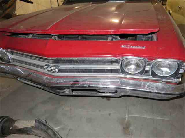Picture of Classic 1969 Chevrolet El Camino SS located in Saskatchewan Auction Vehicle - MQ9A