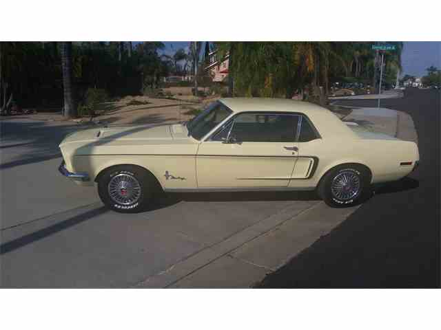 Picture of Classic 1968 Ford Mustang located in Riverside CALIFORNIA - MTH6
