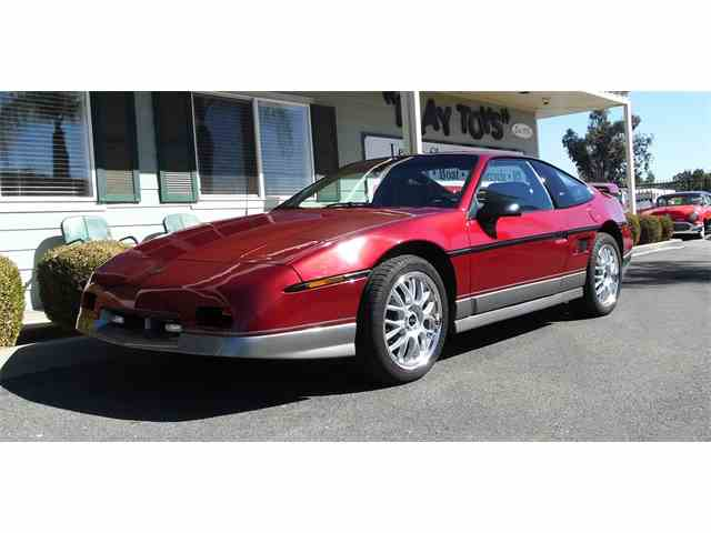 Picture of 1987 Pontiac Fiero located in CALIFORNIA - $9,995.00 Offered by Play Toys Classic Cars - MTH7