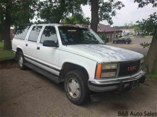 Picture of '92 Suburban - MTHO