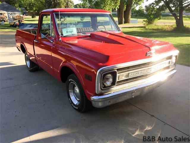 Picture of '69 C/K 10 - MTHS