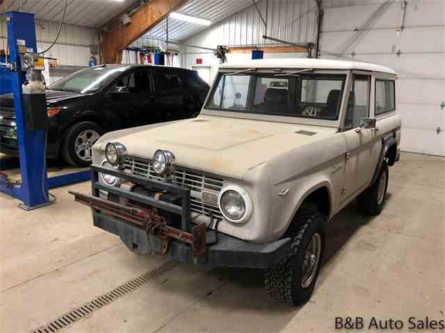 Picture of '67 Bronco - MTIF