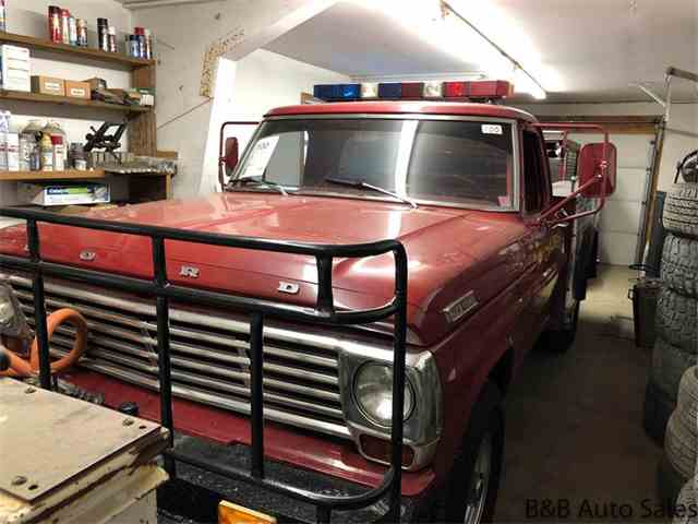 Picture of '67 F250 - MTII