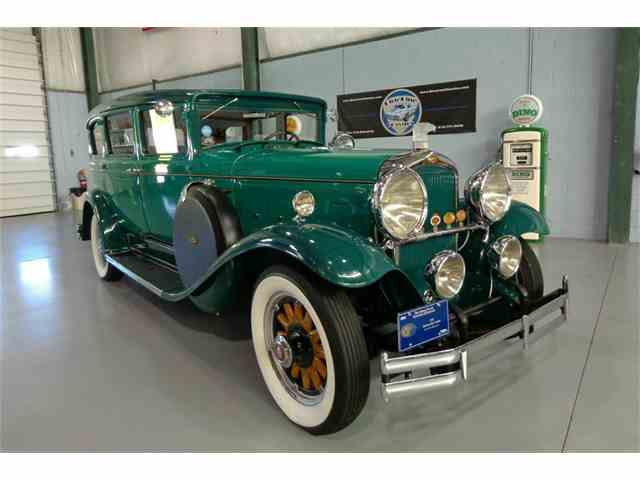 Picture of Classic '30 Marmon 16 located in West Palm Beach Florida Auction Vehicle Offered by Barrett-Jackson Auctions - MTIO
