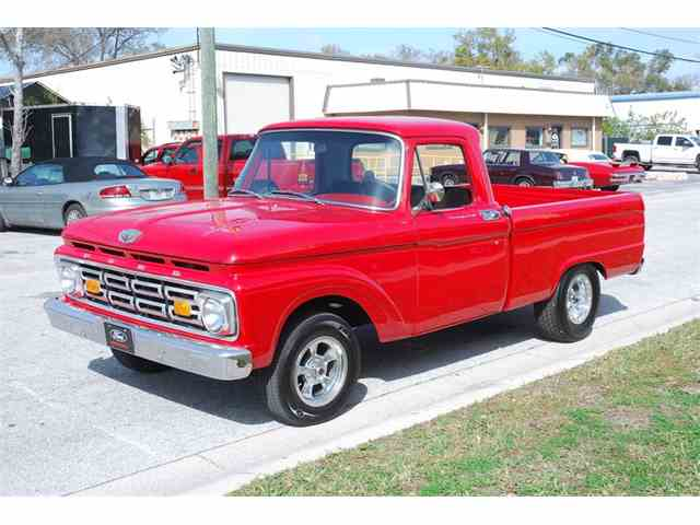 Picture of '64 F100 - MTJF