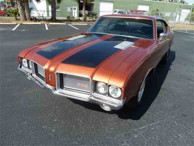 Picture of '71 Oldsmobile Cutlass located in Fort Myers/ Macomb, MI FLORIDA - $20,900.00 - MTJI