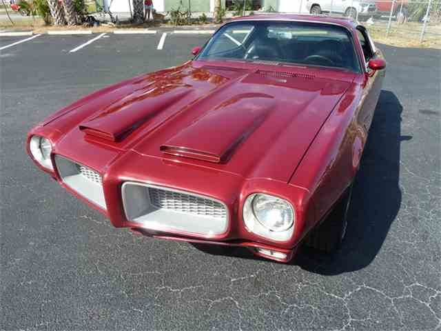 Picture of Classic 1972 Pontiac Firebird Formula located in Fort Myers/ Macomb, MI FLORIDA - MTJM