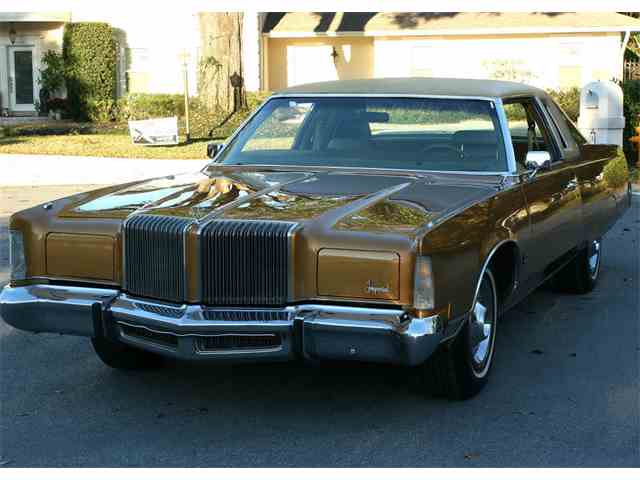 Picture of '75 Imperial - MTJQ