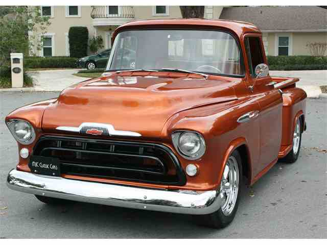 Picture of Classic 1957 Chevrolet 3100 - MTJT