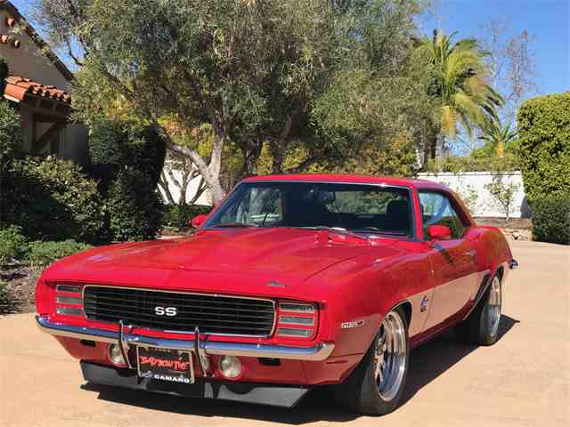 Picture of Classic 1969 Camaro RS/SS located in Poway California Offered by a Private Seller - MTK7