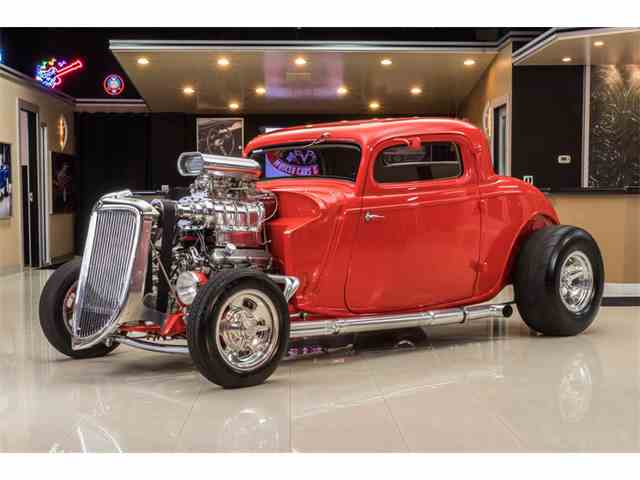 Picture of '34 3-Window Coupe Street Rod - MTKF
