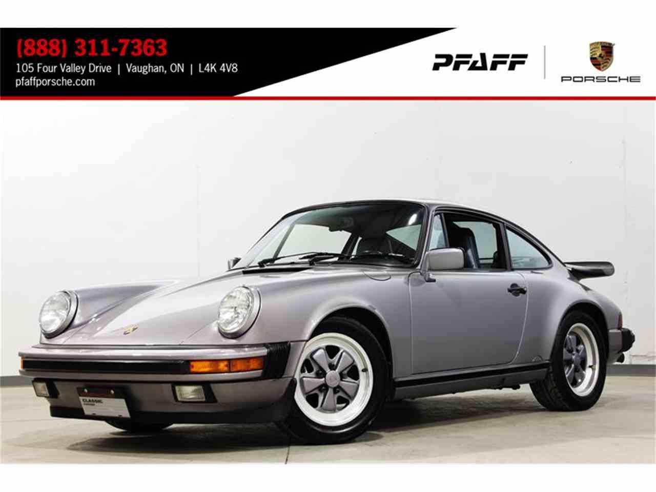 1988 porsche 911 carrera for sale cc 1060476. Black Bedroom Furniture Sets. Home Design Ideas