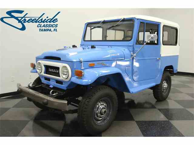Picture of 1971 Toyota Land Cruiser FJ located in Florida - $39,995.00 Offered by Streetside Classics - Tampa - MTKQ