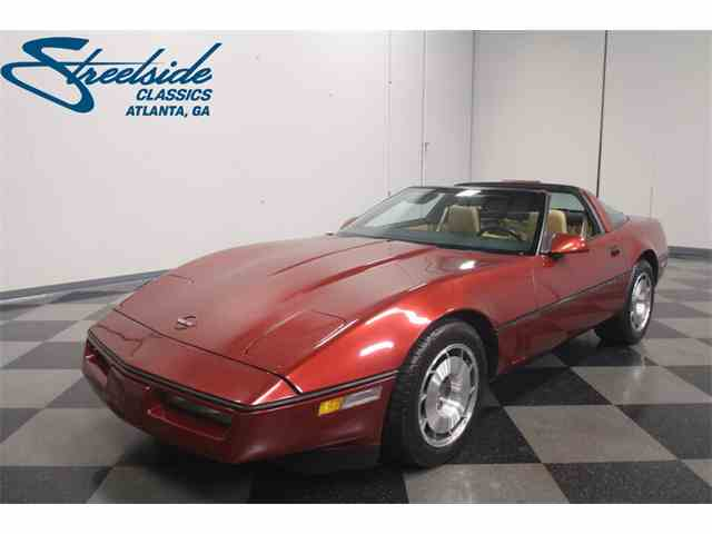 Picture of 1987 Chevrolet Corvette located in Georgia - $13,995.00 Offered by Streetside Classics - Atlanta - MTL0