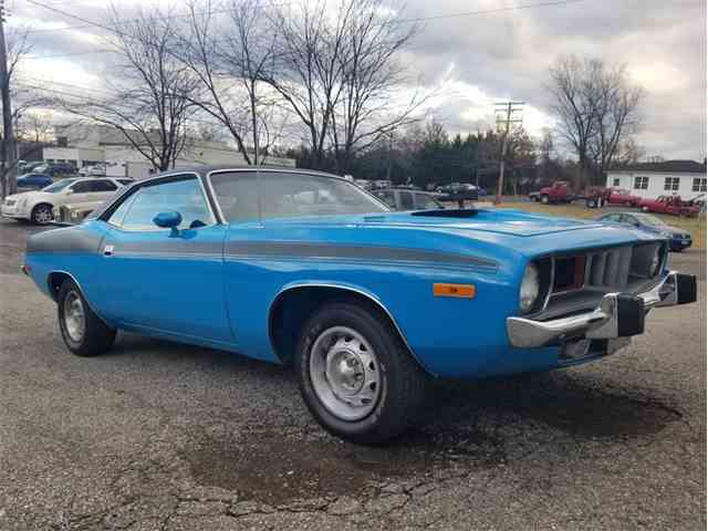 Picture of Classic '73 Plymouth Barracuda located in NORTH CAROLINA - MTL6
