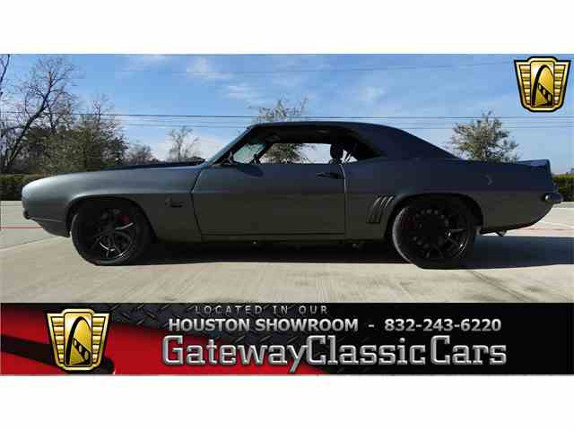 Picture of Classic 1969 Chevrolet Camaro - $99,000.00 - MTLG