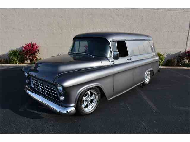 Picture of '56 GMC Panel Truck Auction Vehicle Offered by Ideal Classic Cars - MTMM