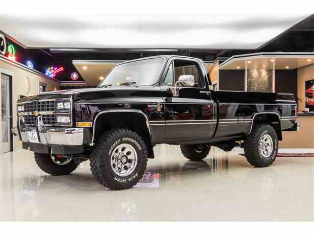 Classic chevrolet k 20 for sale on for Motor vehicle department scottsdale