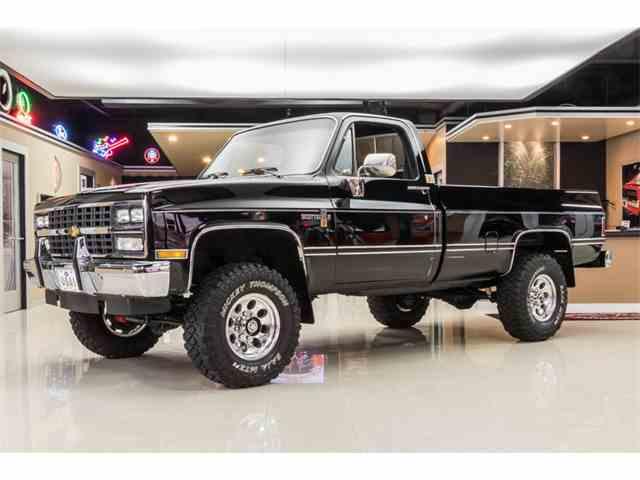 Picture of '85 K-20 4X4 Scottsdale Pickup - MTMQ