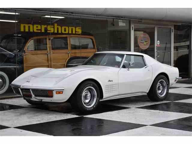 Picture of Classic 1972 Chevrolet Corvette located in Ohio - $39,900.00 - MTND